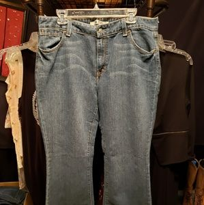 Gap Orginal 16 Regular Flared Jeans GUC
